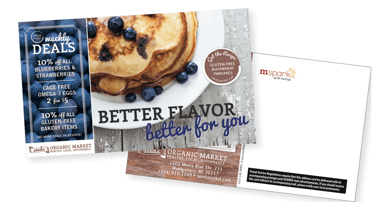 Make Your Business Stand Out in the Mailbox with the Impact Postcard
